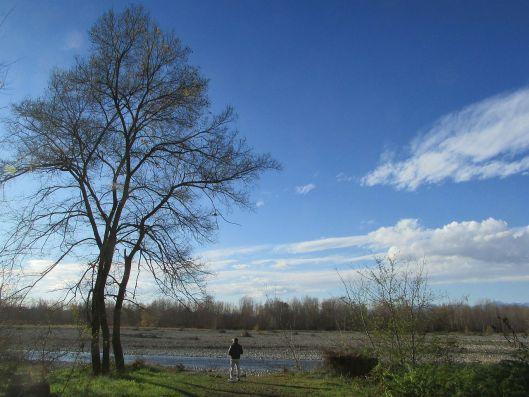 Lungo il fiume Sesia © Jordan Lessona