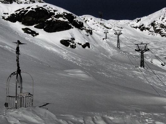 Monte Mucrone in inverno Jordan Lessona